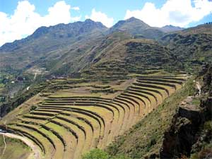 Agricultural Terraces in the Andes