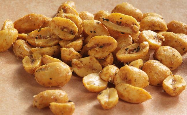 gourmet peanuts